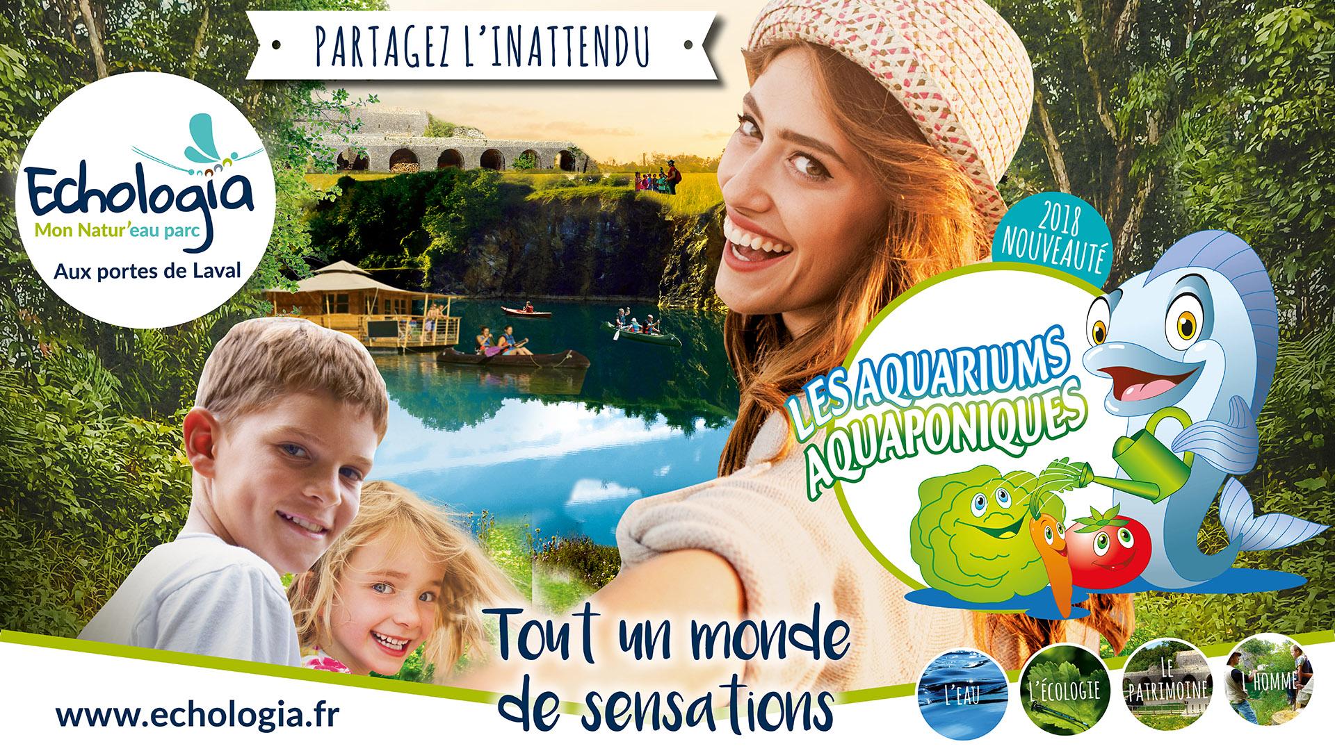photos L'Aquaponie