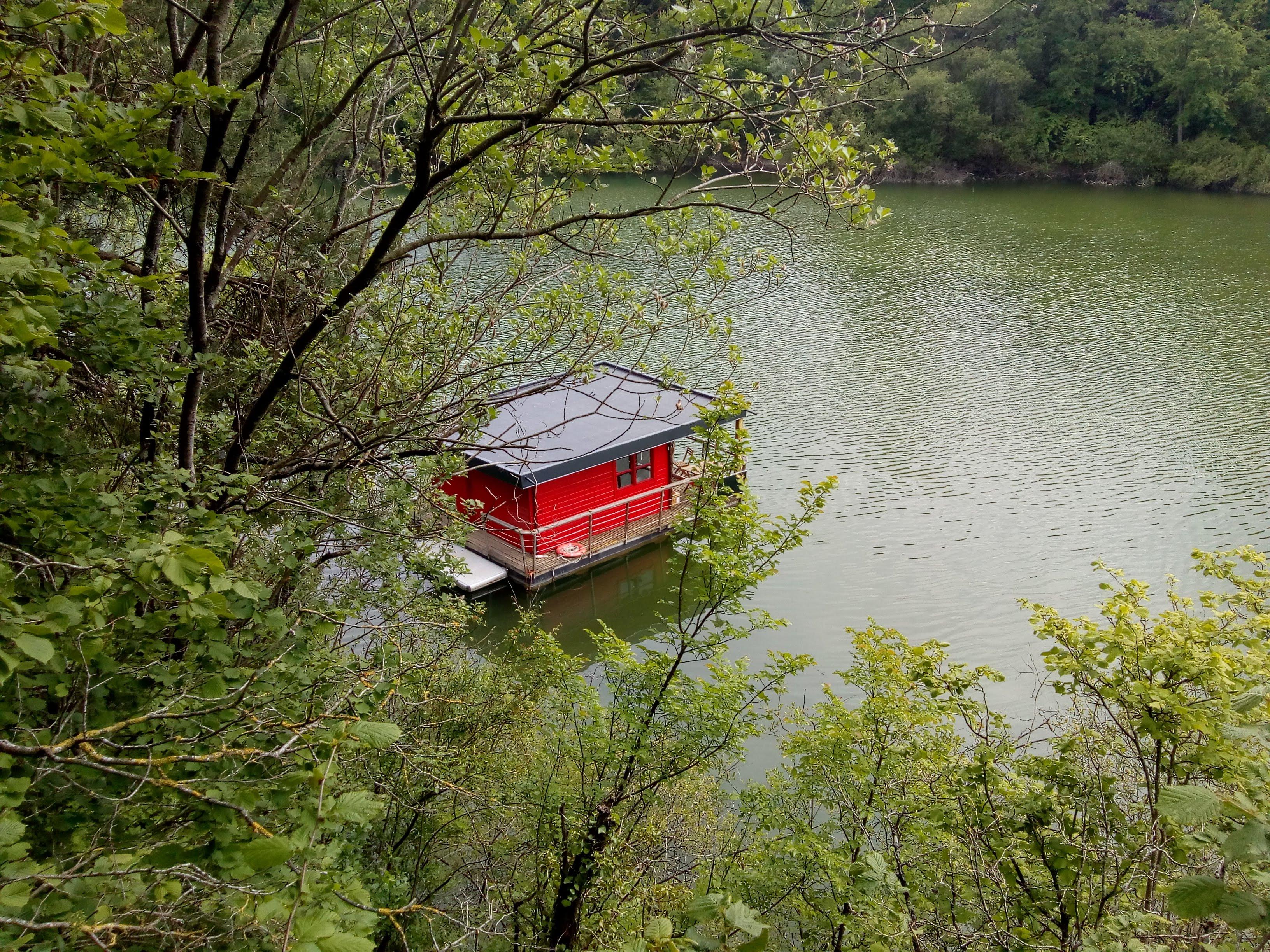 photos Cabanes flottantes