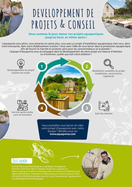 Aquaponie Brochure Volet 6 - Développement de Projets et Conseil en Aquaponie