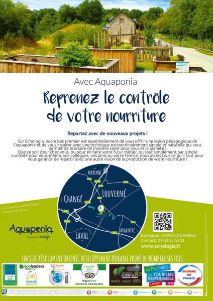 Aquaponie Brochure Volet 8 - Informations