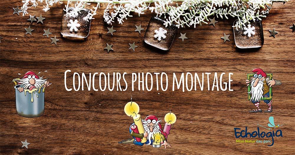 Grand Jeu Concours Photo-Montage de Noël 2018 !