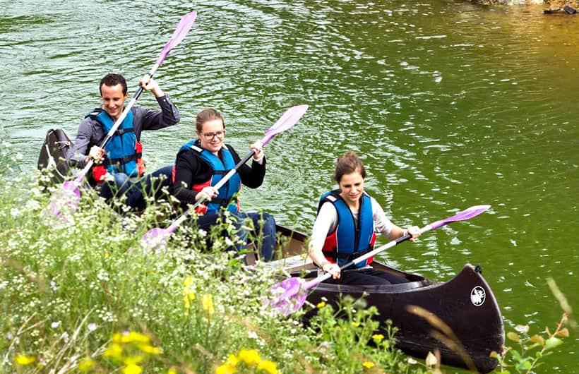 photos Free Canoeing