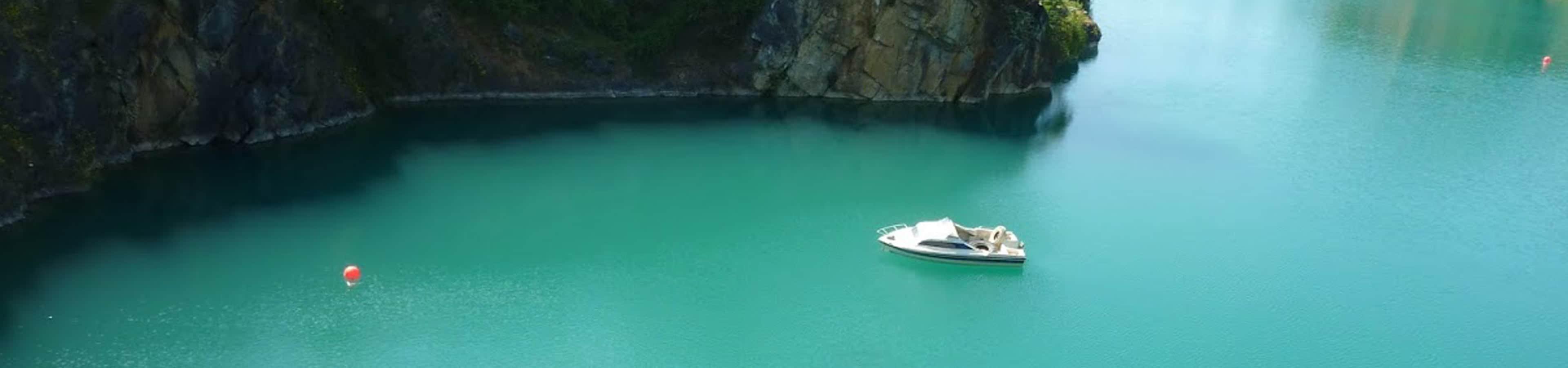 """photos Entdecken die """"Grande Bleue"""" im Kanu"""